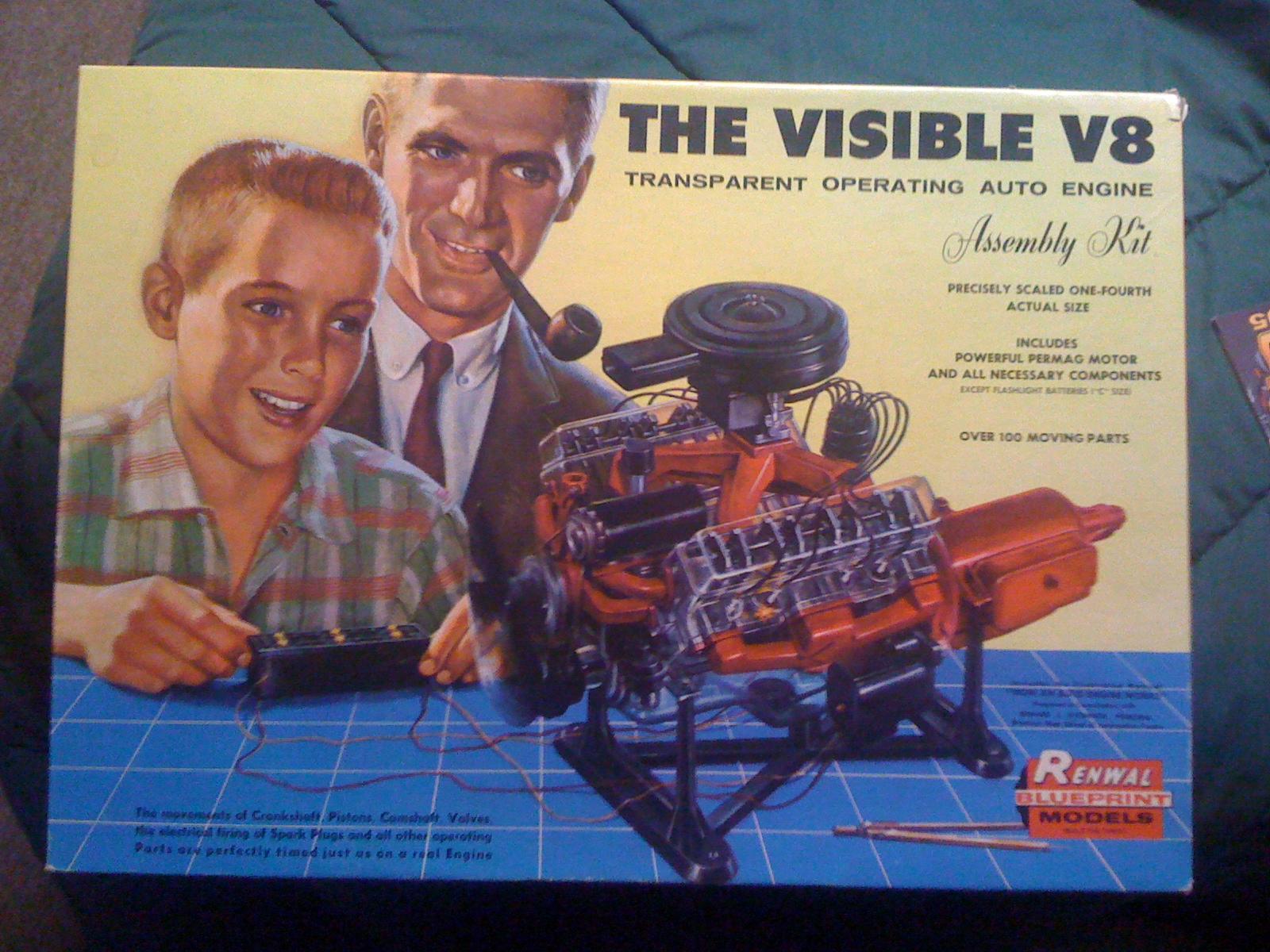 The Visible V8