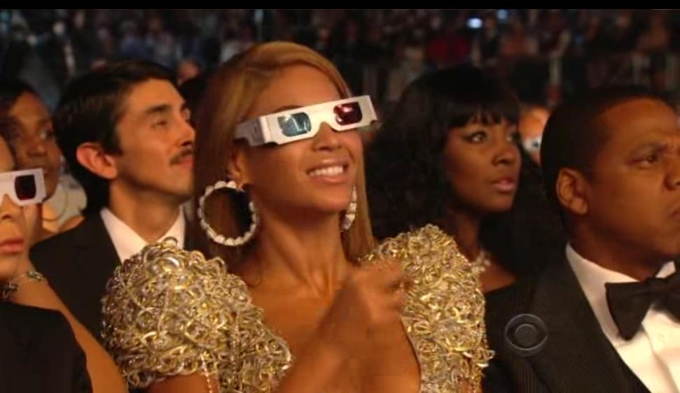 Grammys 3D Glasses
