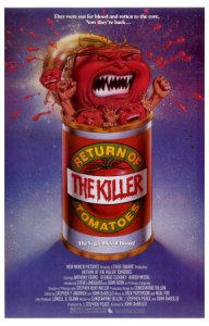 Return Of The Killer Tomatoes Poster