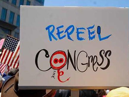Repeel Congress