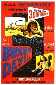 Bwana Devil in 3D