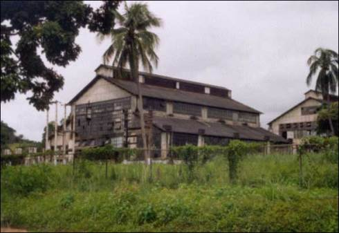 Fordlandia, photographed in 2003 by Meg Belichick.