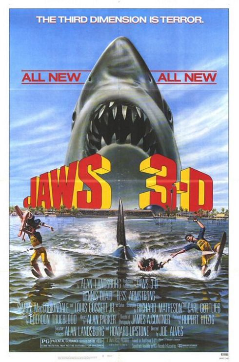 Jaws 3 3-D