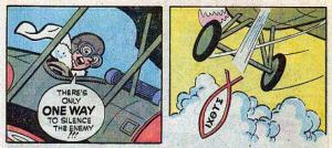 Archie Bombs Heathens