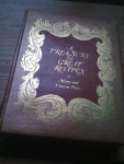 A Treasury Of Recipes Cover - Vincent & Mary Price