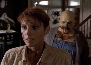Night Of The Living Dead 1990 - Uncle Rege and Barbara
