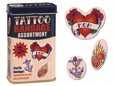 Tattoo Bandage