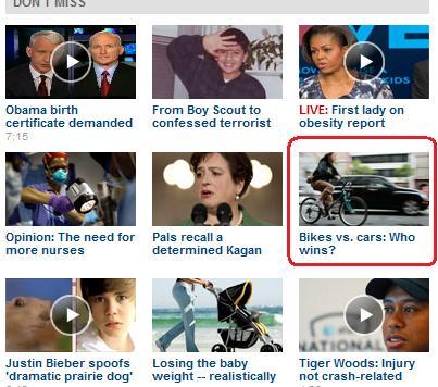 CNN: Bikes Vs Cars