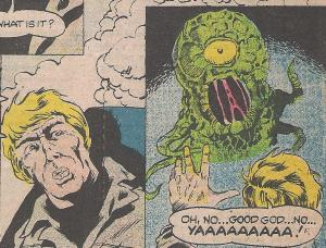 Monster Hunters #12, March 1978
