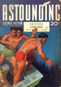 Astounding Cover