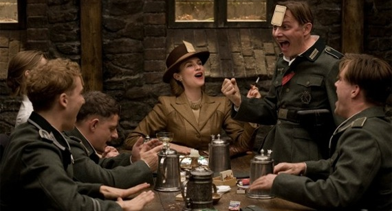 Drinking Scene From Inglourious Basterds