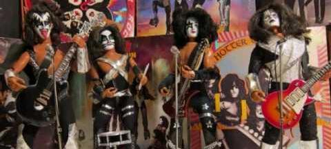 KISS dolls