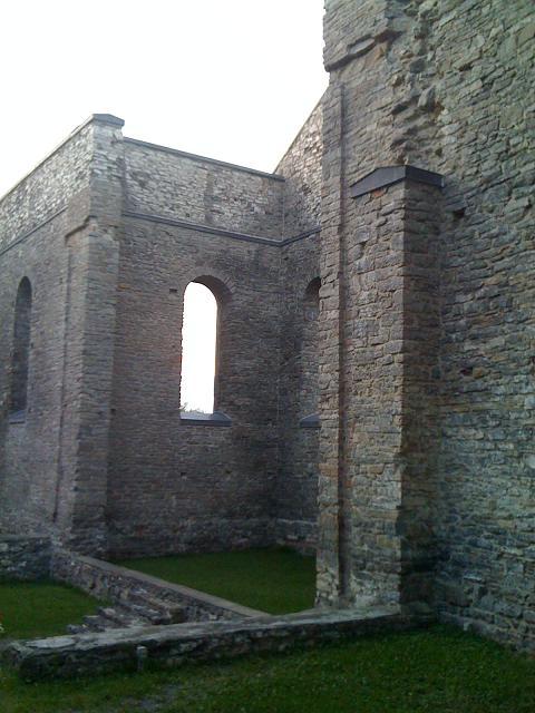 Ruins of St. Raphael's