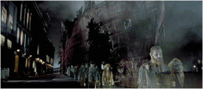 Ghostbusters II: The Titanic Docks