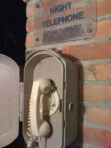 The Night Telephone