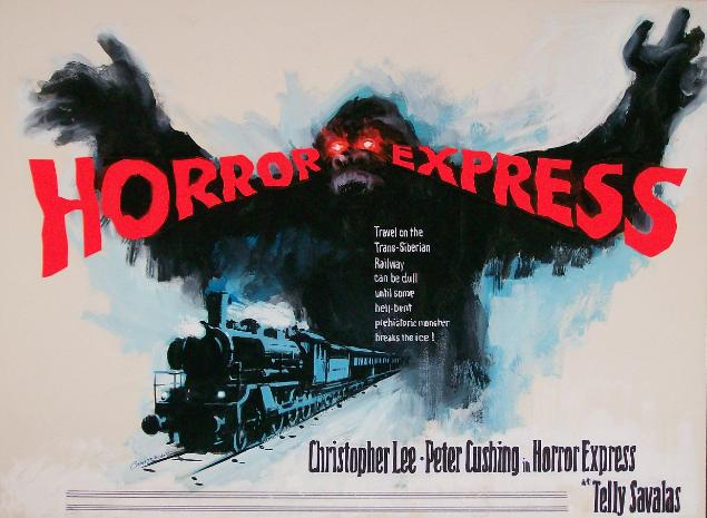 Horror Express Poster