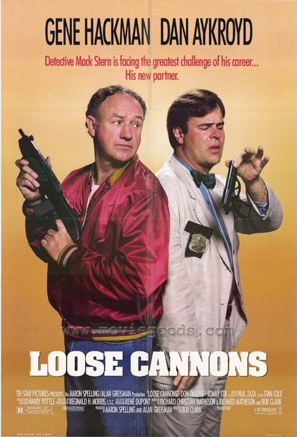 Loose Cannons Poster