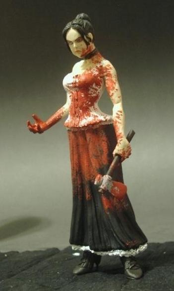 Lizzie Borden Figurine