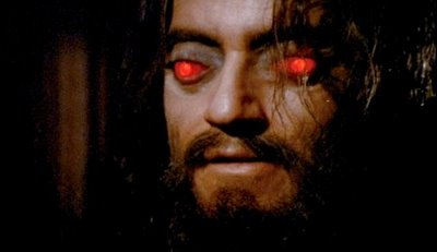 Terminator Eyes from Horror Express