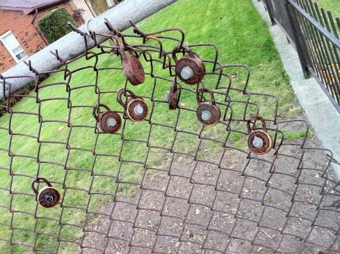 Locked Fence