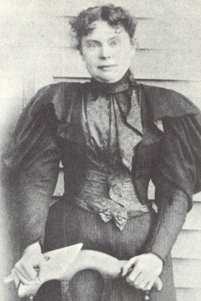 Lizzie in 1893
