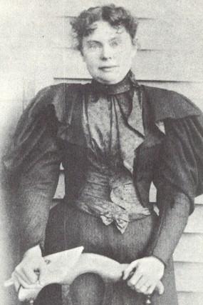 Lizzie in 1893