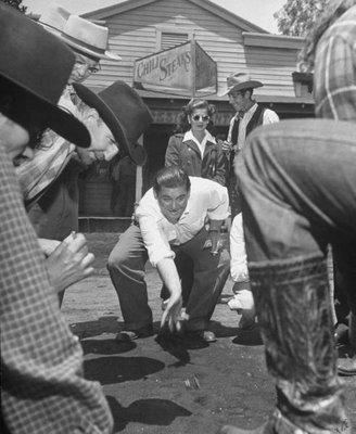 Cowboy Craps, original source unknown