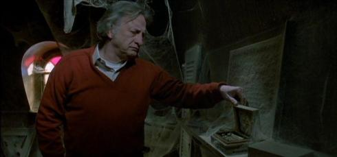 George C. Scott in The Changeling