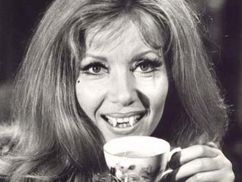 Tea with Ingrid