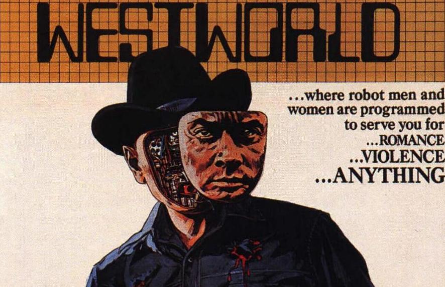 Westworld Poster Detail