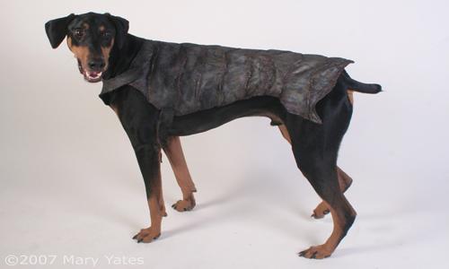 Replica Dog Armour