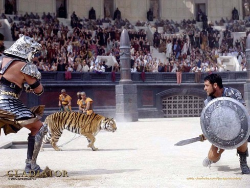 From the film Gladiator