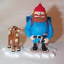 Yukon Cornelius with friend