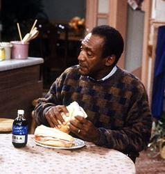 Huxtable and a Hoagie