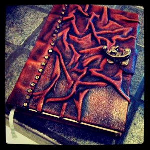 Mr Eight's new notebook