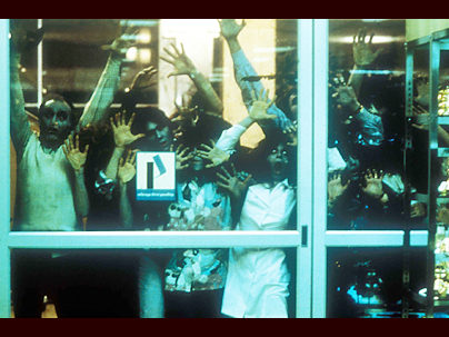 Dawn Of The Dead (1978) Shoppers