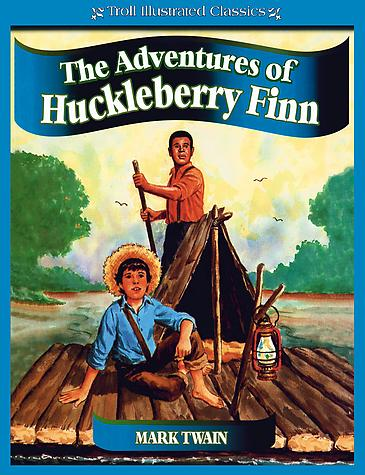 Huckleberry Finn and the case of the missing wording