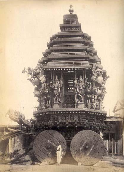 Indian Juggernaut