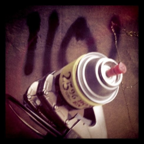 Robo-Vandal