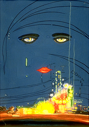 The Great Gatsby's Cover Art