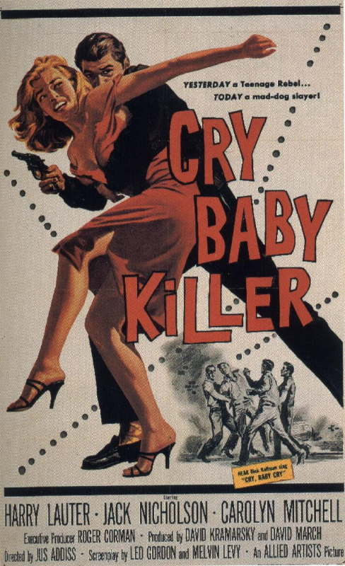 Cry Baby Killer 1958