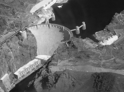 Hoover Dam, from wikimedia.org/
