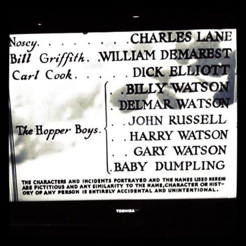 Mr Smith Goes To Washington Credit - Nepotism & a Dumpling