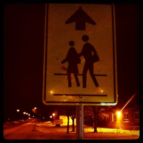 Watch For Alien Abductions