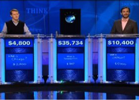 Watson Crushes Jeopardy!