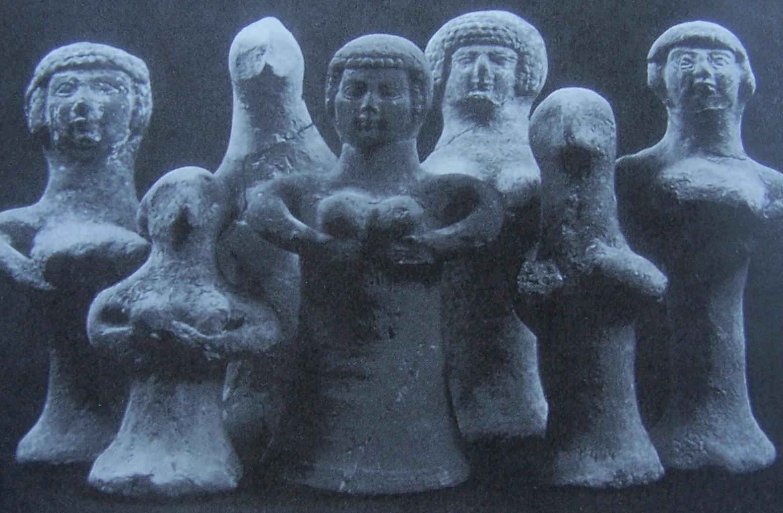 Asherah Goddesses