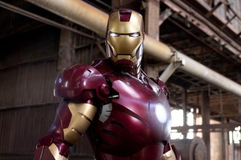 Iron Man Armour