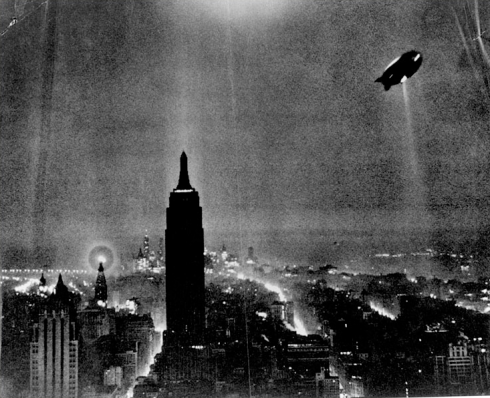 Hindenburg in New York, 1936 or 1937 - http://www.nytimes.com/interactive/2010/09/26/realestate/20100926scapes_ss.html#4